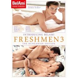 FRESHMEN 3 THE HUNGARIAN EDITION