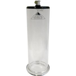 LA Pump Elliptical Penis Cylinder cilindro ovale per pompa per sviluppare il pene
