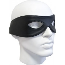 Mister B Zorro mask maschera leather in pelle morbida