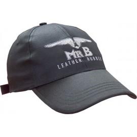 Mister B baseballcap cappellino da baseball nero