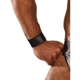 COLT Wristband Black / Black bracciale polso regolabile