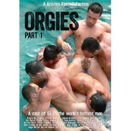 Orgies Part 1 (Kristen Bjorn)