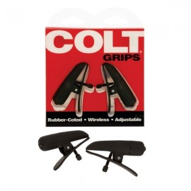 Colt Grips tit toys vibrante pinze tortura capezzoli