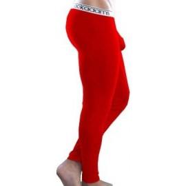 Jack Adams Core Long John Underwear Orange mutanda uomo gamba lunga