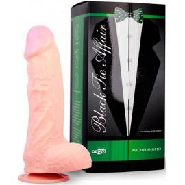 Topco Sales Tie Affair Realistic Dong Michelangelo dildo fallo realistico
