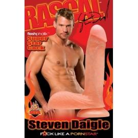 Rascal Cameron Steven Daigle SuperStar Cock  dildo fallo realistico