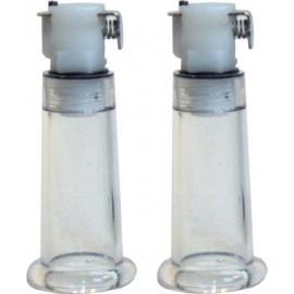 Mister B Titcylinders small diametro 15 mm coppia cilindretti per capezzoli