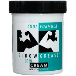 Elbow Grease Cool 225 gr. Cream Rinfrescante Formula lubrificante 9 oz