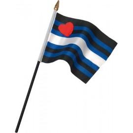 Leather Pride Samll Flag
