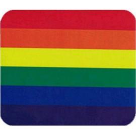 Mouse Pad Gay Pride World tappetino per il computer bandiera bear orsi gay pride