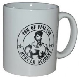 Tom of Finland Muscle Academy Coffee Mug tazza