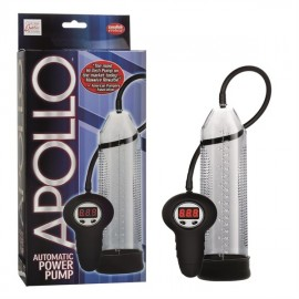 Apollo Wireless 7 Function Stroker Smoke masturbatore vibrante