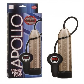 Apollo Automatic Power Pump Smoke pompa per sviluppare il pene