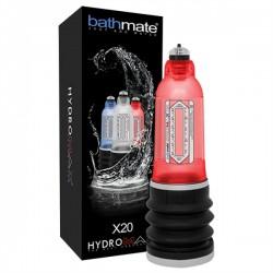 BathMate Hydromax X20 Red pompa ad acqua per sviluppare il pene