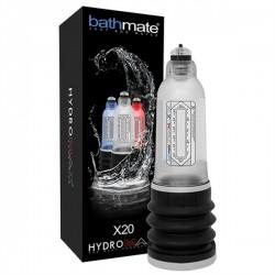 BathMate Hydromax X20 Clear pompa ad acqua per sviluppare il pene