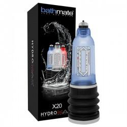 BathMate Hydromax X20 Blue pompa ad acqua per sviluppare il pene