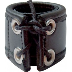 Mister B Leather Ball Stretcher 3 cm. ball stretcher leather in pelle