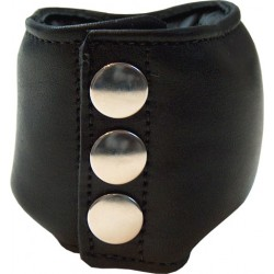 Mister B Lead Weighted Ball Stretcher 500 gr. ball stretcher morbido e pesante leather in pelle