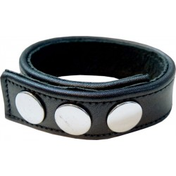 Mister B Cockstrap Plain cockring leather pelle