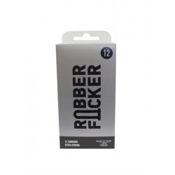 Rubber Fucker Condoms 12 pz. profilattici extra resistenti