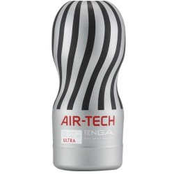 Tenga Reusable Air Tech Vacuum Cup Ultra Gun Metal Grey masturbatore
