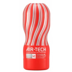 Tenga Reusable Air Tech Vacuum Cup VC Regular Red masturbatore