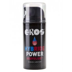 Eros Hybride Power Bodylube 100 ml. lubrificante ibrido intimo a base acquosa e a base di silicone