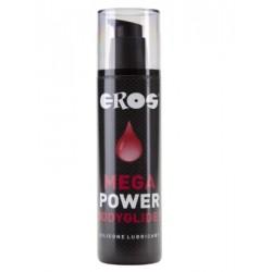Eros Mega Power Bodyglide 250 ml. Silicone Based lubrificante intimo a base di silicone