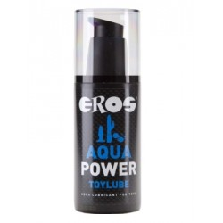 Eros Aqua Power Toylube 125 ml. lubrificante intimo a base acquosa per sex toys