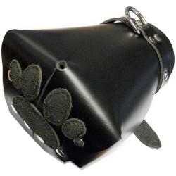 Mister B Premium Puppy Fist Mitts coppia di proteggi zampe in pelle