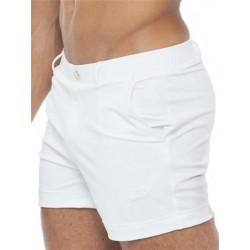 2Eros Bondi Swimshorts White boxer calzoncino costume da bagno