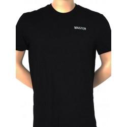 Master T Shirt Black maglietta