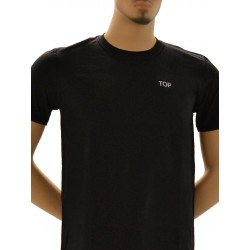 Top T Shirt Black maglietta