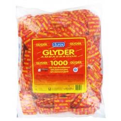 Ambassador Glyder confezione convenienza 1000 pz. profilattici resistenti