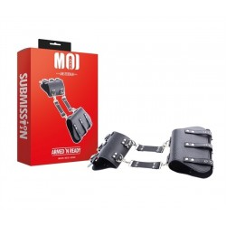 MOI Armed 'N Ready Arm Cuffs One Size Ajustable restrizione regolabili per braccia