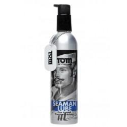Tom of Finland Seaman Lube 237 ml. lubrificante intimo simile al tatto e anche negli odori proprio come il vero sperma!