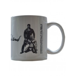 Tom of Finland Leathermen Coffee Mug tazza in ceramica