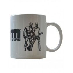 Tom of Finland Lifeguard And Workmen Coffee Mug Coffee Mug tazza in ceramica