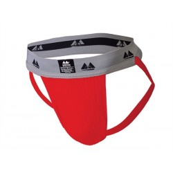 MM Jocks Adult Supporter bike style Red jockstrap sospensorio