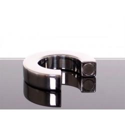 Magnetic Ball Stretcher magnetico per testicoli diametro 35 mm. altezza 15 mm. in acciaio inox pesante