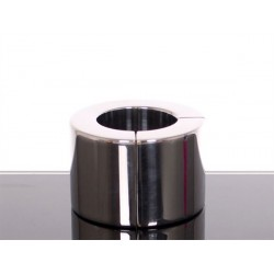 Magnetic Ball Stretcher magnetico per testicoli diametro 35 mm. altezza 40 mm. in acciaio inox pesante