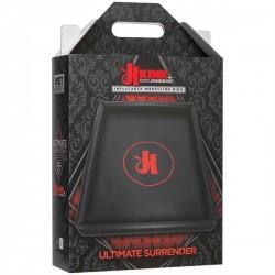 Wet Works Ultimate Surrender Inflatable Wrestling Ring Black materassino gonfiabile in PVC resistente