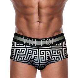 Danny Miami VoiToi Babylon Black Brief Underwear Multi slip alto intimo uomo