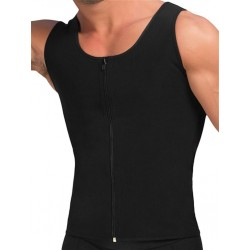 Rounderbum Xtreme Compression Shirt T-Shirt Black canotta contenitiva intimo uomo