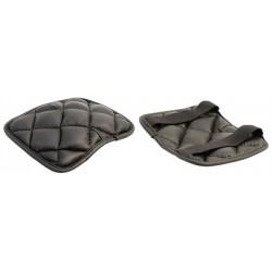 Mister B Leather Knee Pads coppia di ginocchiere in pelle per cucciolo