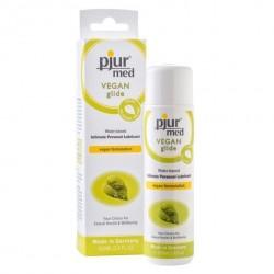 Pjur Med Vegan Glide Wb 100 Ml. lubrificante intimo a base acquosa con ingredienti vegani