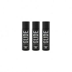 Mister B Glide 90 ml. (3 flaconcini tascabili da 30 ml.) lubrificante intimo a base di silicone