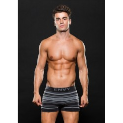 Envy Seamless Trunk Grey boxer calzoncini