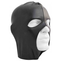 Mister B Datex Cocksucker Hood maschera cappuccio in datex materiale pregiato