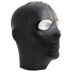 Mister B Datex Hood Eyes Open Only maschera cappuccio in materiale datex
